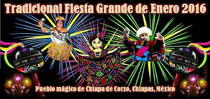 Feria Chiapa de Corzo 2016