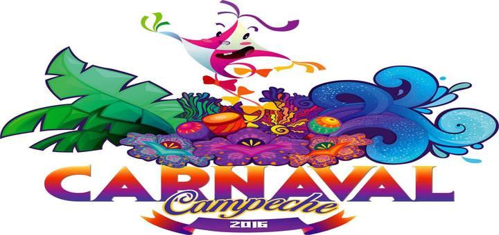 Logo del Carnaval Campeche 2016