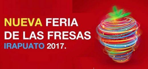 Feria de las Fresas Irapuato 2017