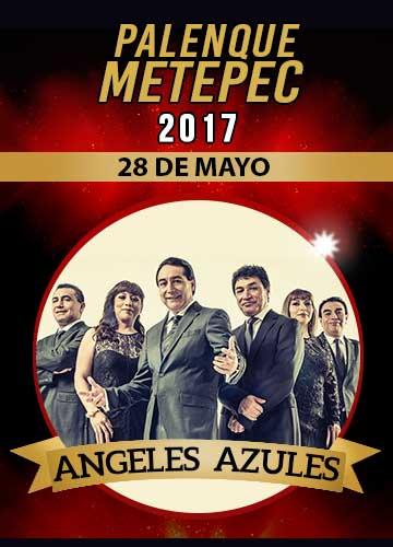 Angeles Azules - Palenque Metepec 2017