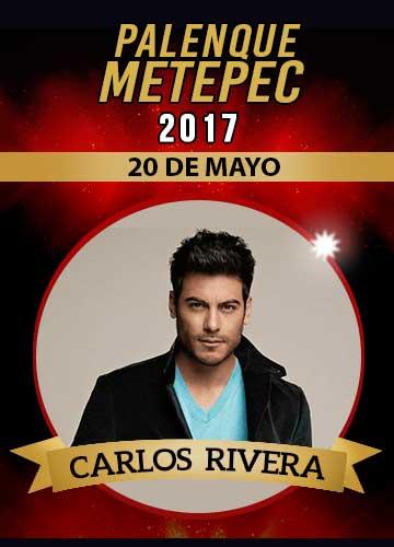 Carlos Rivera - Palenque Metepec 2017