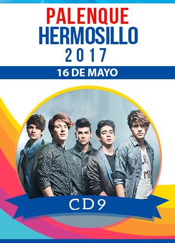 CD9 - Palenque Hermosillo 2017