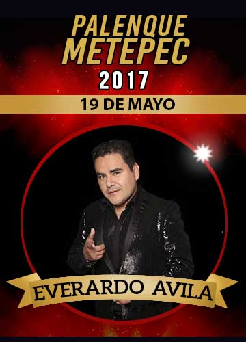 Everardo Avila - Palenque Metepec 2017