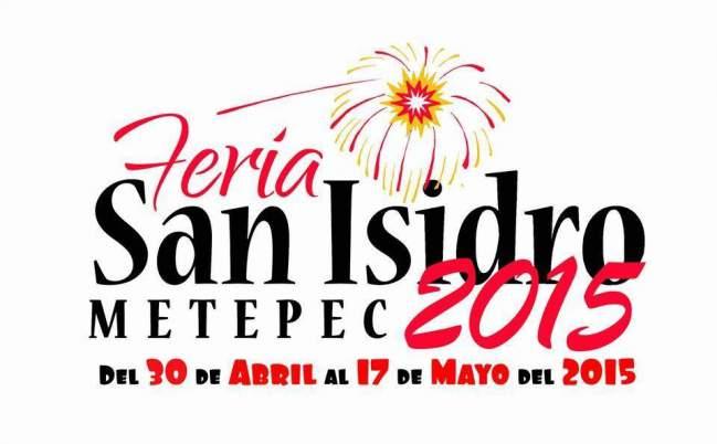 Cartel de la Feria de Metepec 2015