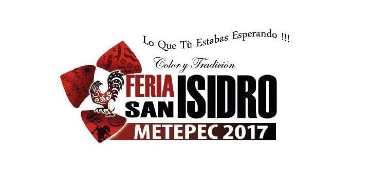 Feria San Isidro Metepec 2017