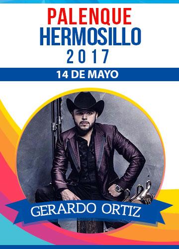 Gerardo Ortiz - Palenque Hermosillo 2017