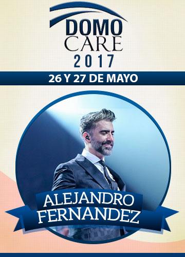 Alejandro Fernandez - Domo Care 2017
