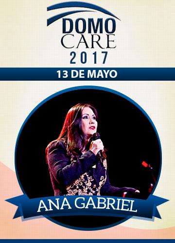 Ana Gabriel - Domo Care 2017