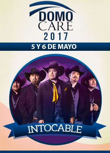 Intocable - Domo Care 2017