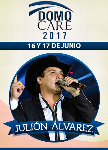 Julion Alvarez - Domo Care 2017