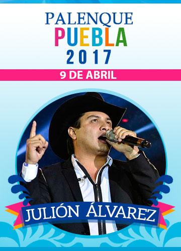 Julion Alvarez - Palenque Puebla 2017