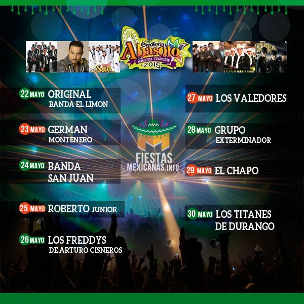 Teatro del Pueblo de la Feria Abasolo 2015