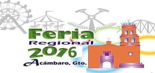 Feria Regional Acambaro 2016