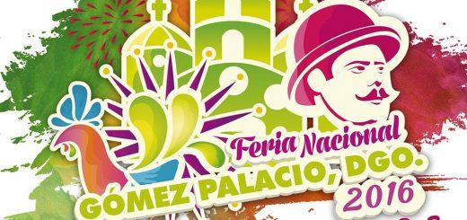 Expo Feria Nacional Gomez Palacio 2016