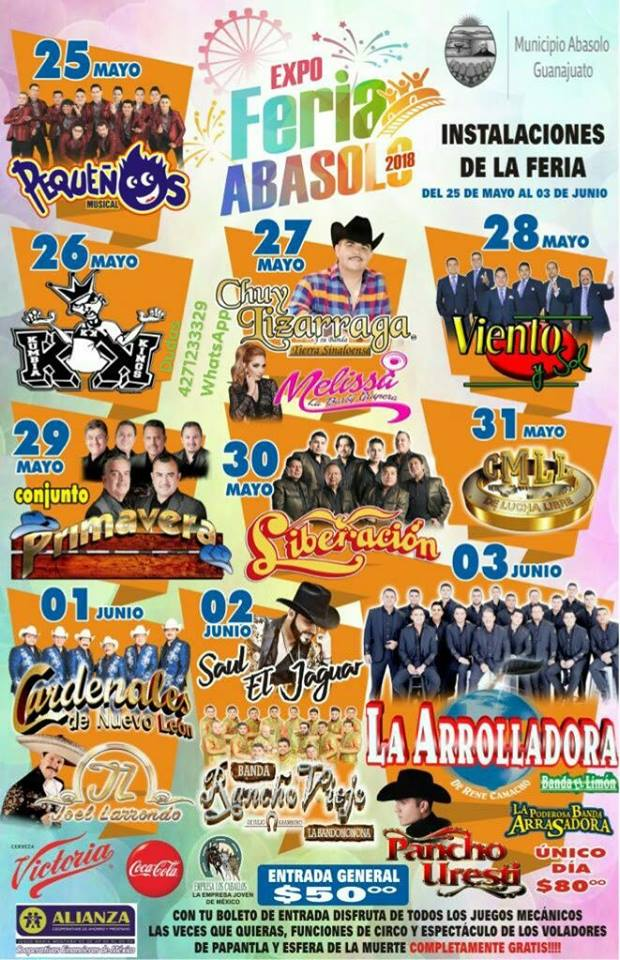 Teatro del Pueblo Feria Abasolo 2018