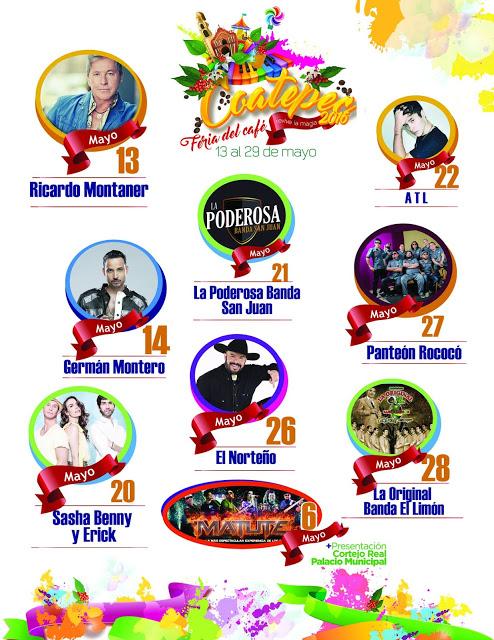 Teatro del Pueblo de la Feria Coatepec 2016