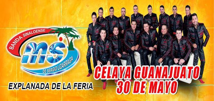 Banda MS en Celaya, Guanajuato
