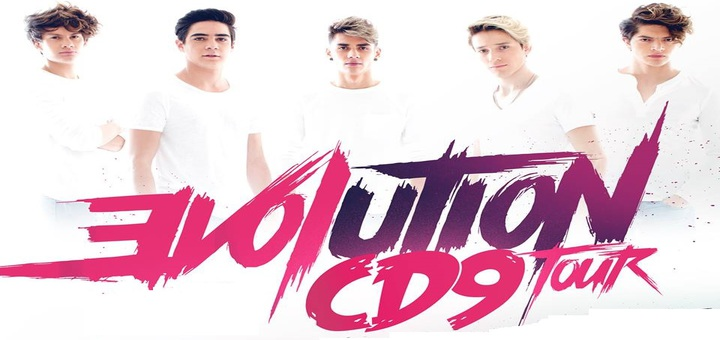 Imagen de CD9 2017 - Evolution Tour