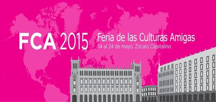 Imagen Feria de las Culturas Amigas 2015