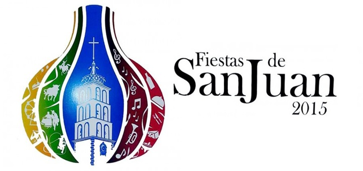 Logo Fiestas de San Juan 2015