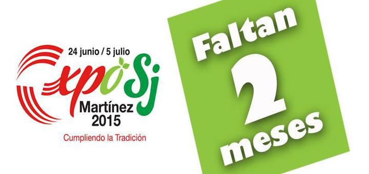 Logo Feria Martinez de la Torre 2015