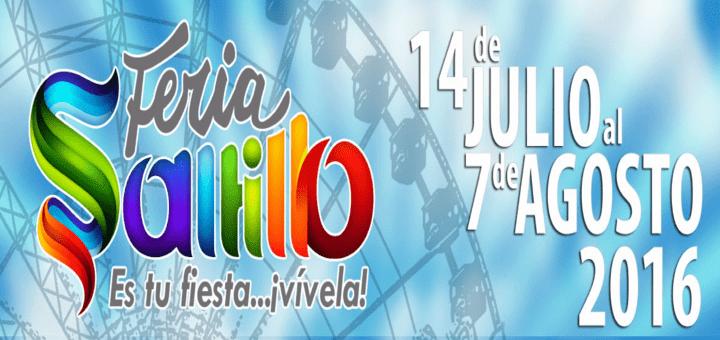 Logo Feria Saltillo 2016