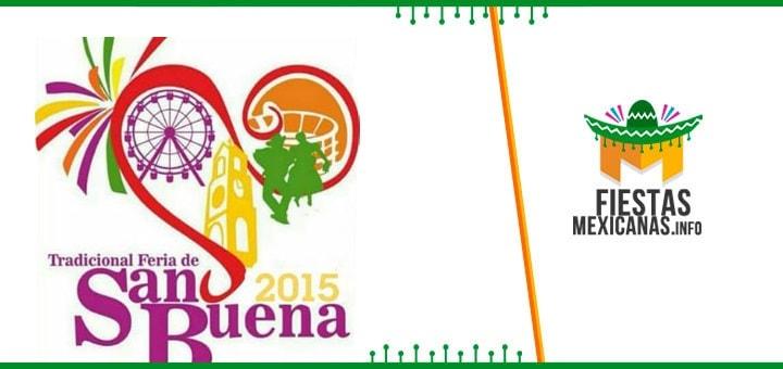 Logo Feria de San Buena 2015