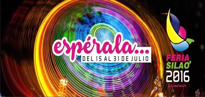 Logo Feria de Silao 2016