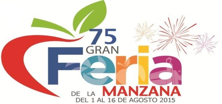 Logo Gran Feria de la Manzana 2015