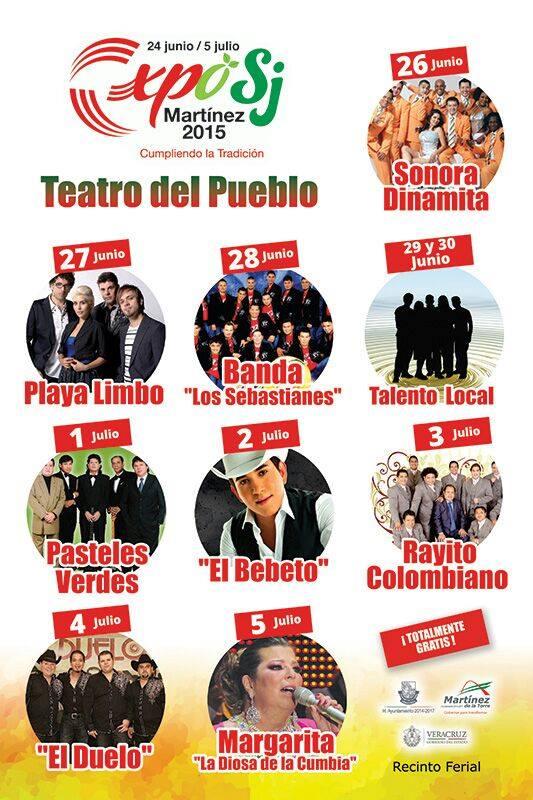 Teatro del Pueblo Expo Martinez 2015