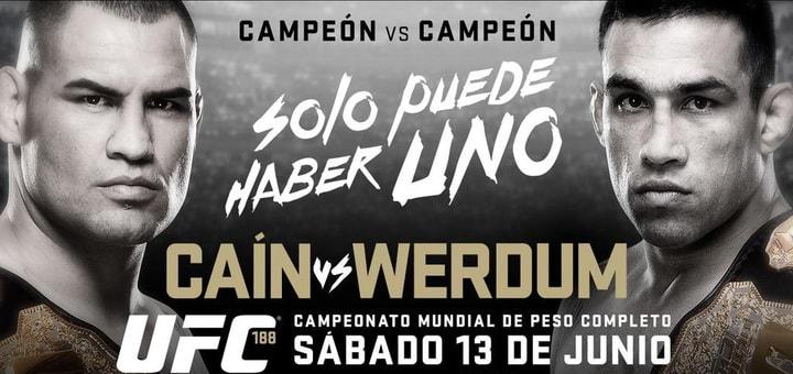 Imagen UFC Mexico 2015