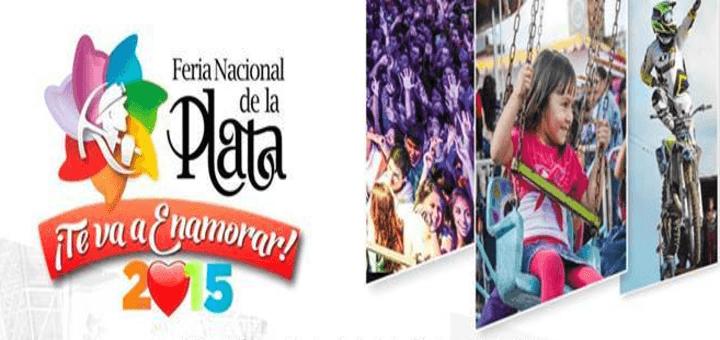 Logo Feria Nacional de la Plata 2015