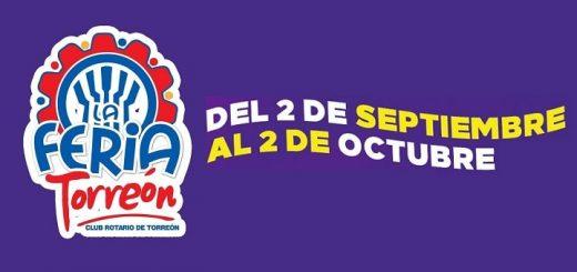 Logo de la Feria Torreon 2016