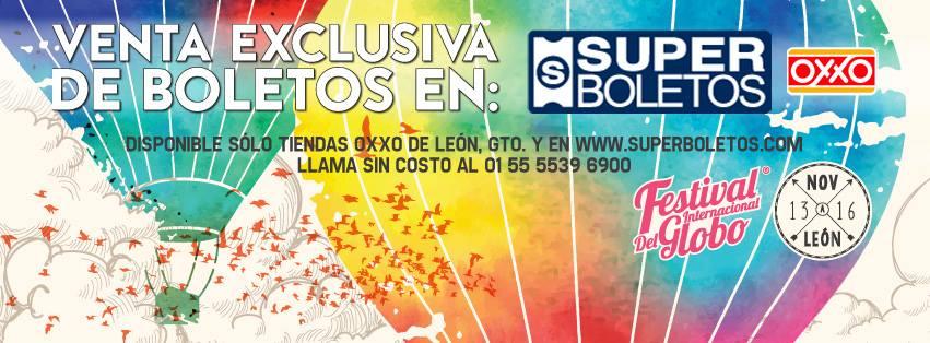 Imagen Festival del Globo 2015