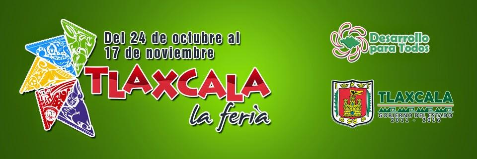 Logo de la Feria Tlaxcala 2015