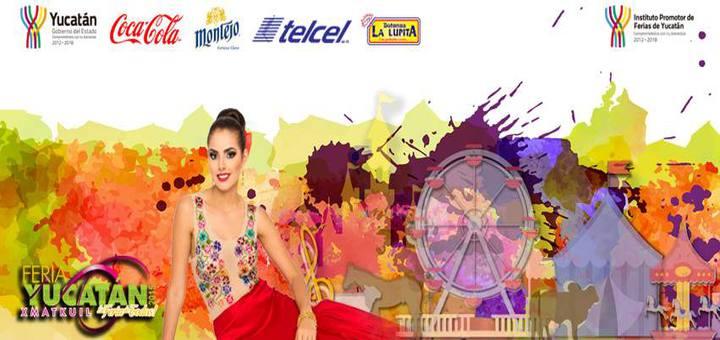 Logo de la Feria Yucatan 2015