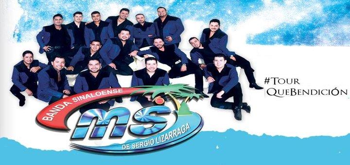 Tour Que Bendicion - Banda MS 2016
