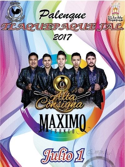 Alta Consigna en el Palenque de Tlaquepaque 2017