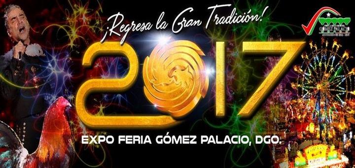 Expo Feria Gomez Palacio 2017