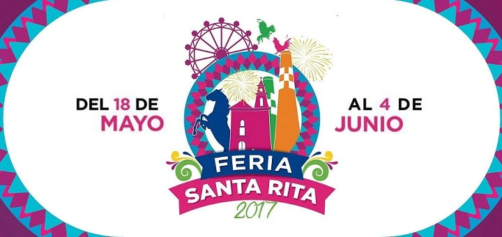 Feria Santa Rita Chihuahua 2017
