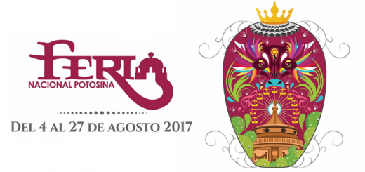 Cartel de la Feria Nacional Potosina 2017
