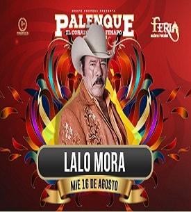 Lalo Mora en el Palenque FENAPO 2017