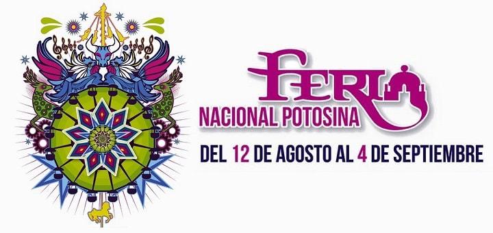 Logo Feria Nacional Potosina 2016