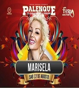 Marisela en el Palenque FENAPO 2017