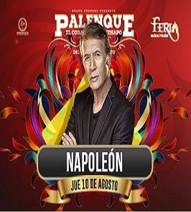 Napoleon en el Palenque FENAPO 2017