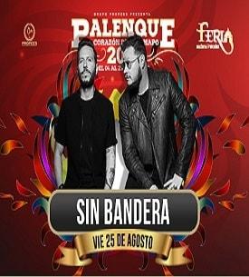 Sin Bandera en el Palenque FENAPO 2017