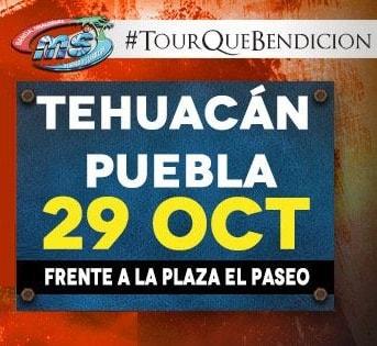Banda MS en Tehuacán
