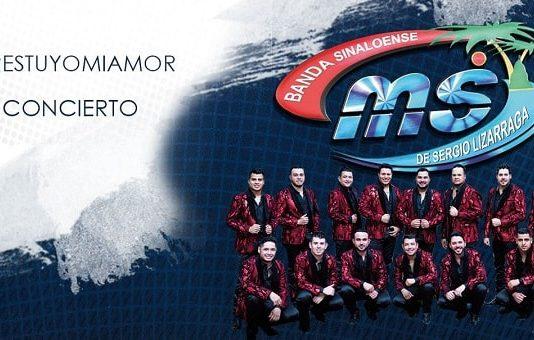 Banda MS 2017 - Tour Es Tuyo Mi Amor