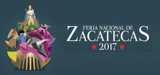 Cartel de la Feria Nacional de Zacatecas 2017