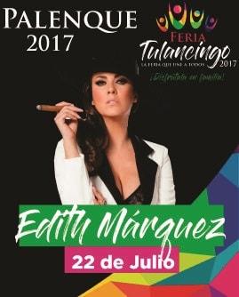 Edith Marquez - Palenque Tulancingo 2017